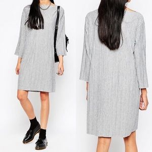 cheap monday issey dress oversized
